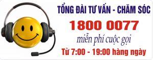 banner Tong dai